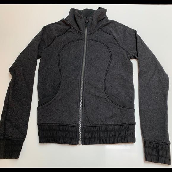 lululemon athletica Jackets & Blazers - Lululemon Bomber With Back Detail